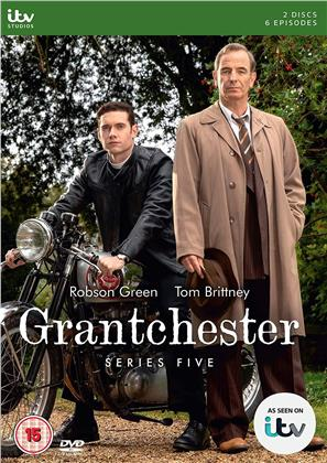 Grantchester - Series 5 (2 DVDs)