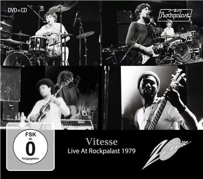 Vitesse - Live At Rockpalast 1979 (CD + DVD)