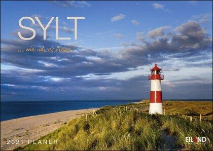 Sylt … wie ich es liebe Kalender 2021