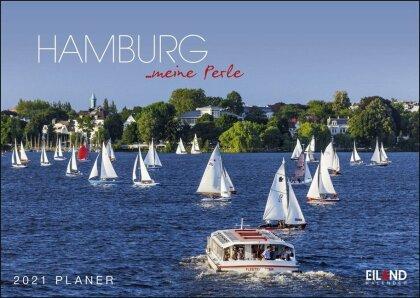 Hamburg …meine Perle Kalender 2021