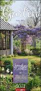 Garten Familienplaner Kalender 2021
