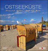 Ostseeküste Kalender 2021