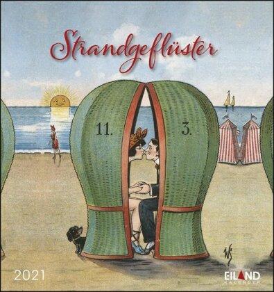 Strandgeflüster Kalender 2021