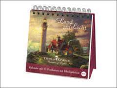 Thomas Kinkade - Premium-Postkartenkalender Kalender 2021