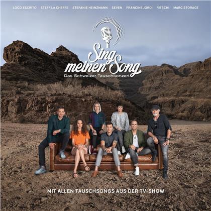 Sing Meinen Song - Das Schweizer Tauschkonzert (2 CDs)