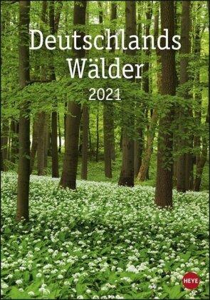 Deutschlands Wälder Kalender 2021