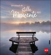 Ich wünsch' dir … stille Momente Postkartenkalender Kalender 2021