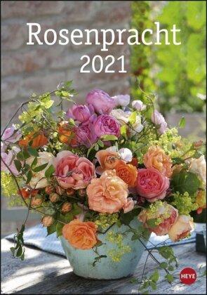 Rosenpracht Kalender 2021