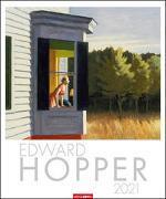 Edward Hopper Kalender 2021