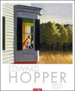 Edward Hopper Kalender 2021