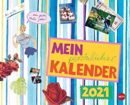 Kohwagner Mein persönlicher Kalender Kalender 2021