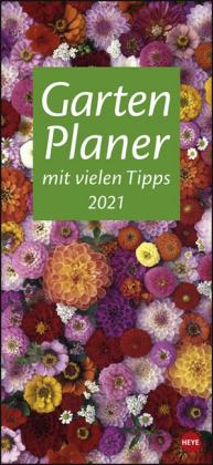 Gartenplaner Kalender 2021