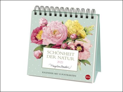 Marjolein Bastin - Schönheit der Natur Premium-Postkartenkalender Kalender 2021