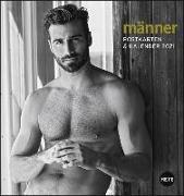 Männer Postkartenkalender Kalender 2021