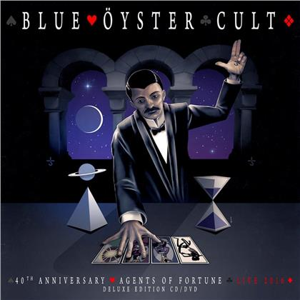 Blue Öyster Cult - Agents Of Fortune (2020 Reissue, Frontiers, 40th Anniversary Edition, CD + DVD)