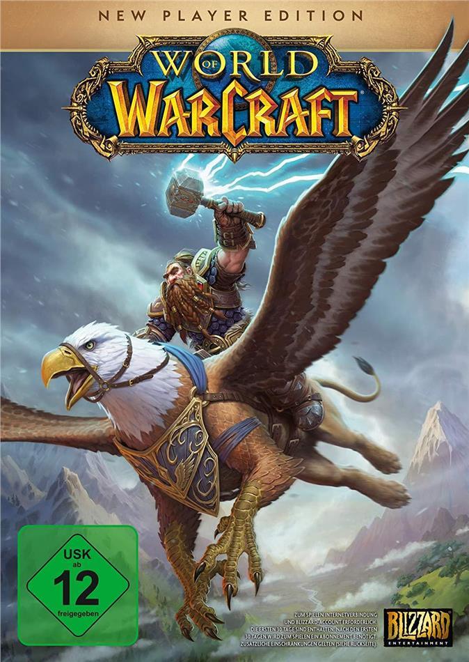 World of Warcraft - Battlechest New Player Edition (German Edition)