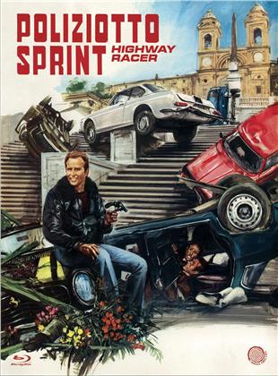 Poliziotto Sprint - Highway Racer (1977) (Italian Genre Cinema Collection)