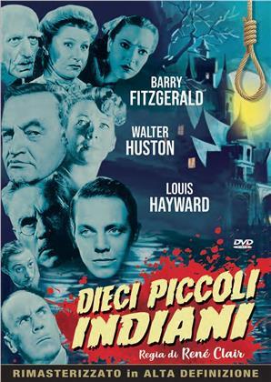 Dieci piccoli indiani (1945) (HD-Remastered, s/w, Neuauflage)