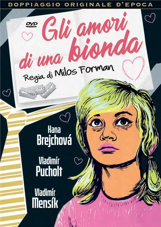 Gli amori di una bionda (1965) (Doppiaggio Originale D'epoca, n/b)