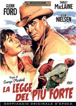 La legge del più forte (1958) (Western Classic Collection, Doppiaggio Originale D'epoca)