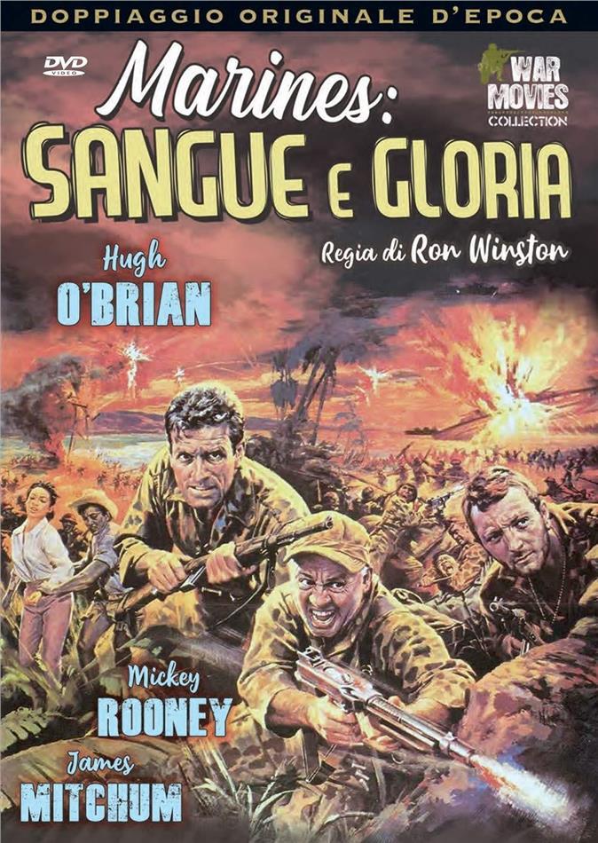 Marines: sangue e gloria (1966) (War Movies Collection, Doppiaggio Originale D'epoca)