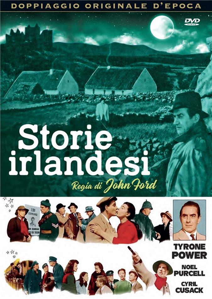 Storie irlandesi (1957) (Doppiaggio Originale D'epoca, n/b)