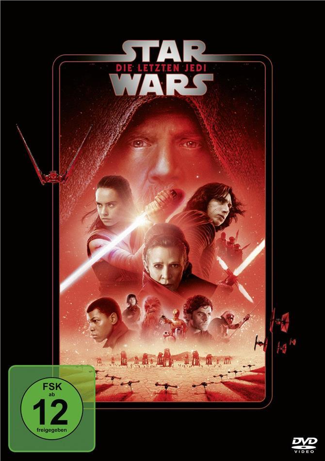 Star Wars - Episode 8 - Die letzten Jedi (2017) (Line Look, Neuauflage)
