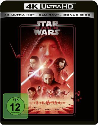 Star Wars - Episode 8 - Die letzten Jedi (2017) (Line Look, Neuauflage, 4K Ultra HD + 2 Blu-rays)