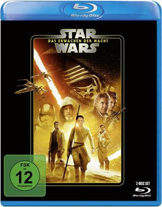 Star Wars - Episode 7 - Das Erwachen der Macht (2015) (Line Look, Neuauflage, 2 Blu-rays)