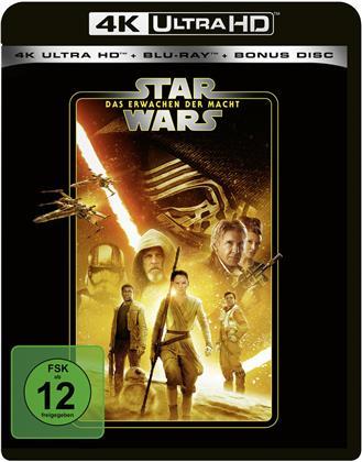 Star Wars - Episode 7 - Das Erwachen der Macht (2015) (Line Look, 4K Ultra HD + 2 Blu-rays)