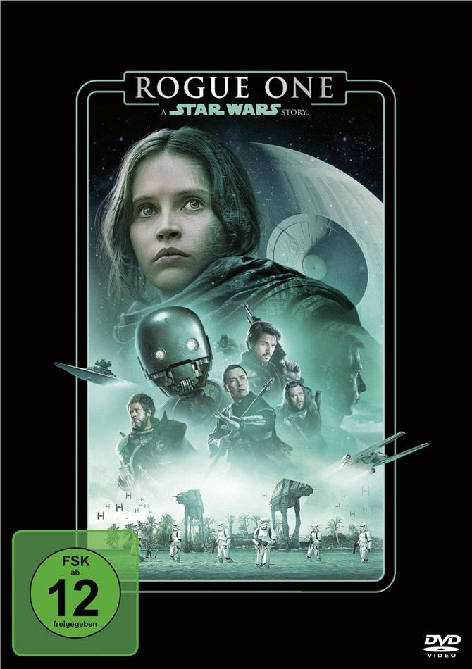 Rogue One - A Star Wars Story (2016) (Line Look, Neuauflage)