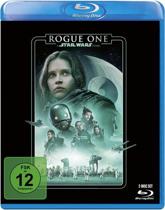 Rogue One - A Star Wars Story (2016) (Line Look, Neuauflage, 2 Blu-rays)