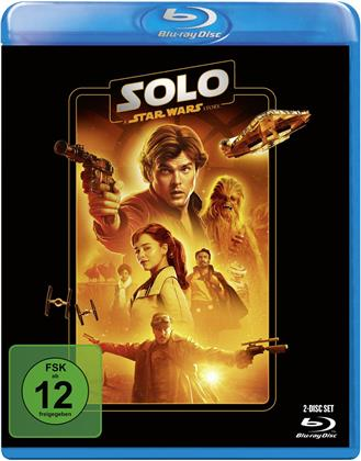 Solo - A Star Wars Story (2018) (Line Look, Neuauflage, 2 Blu-rays)