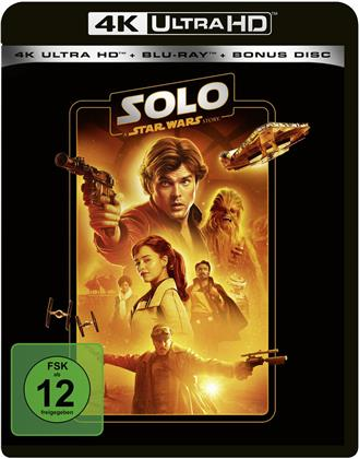 Solo - A Star Wars Story (2018) (Line Look, Neuauflage, 4K Ultra HD + 2 Blu-rays)