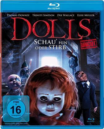 Dolls - Schau hin oder stirb (Uncut)