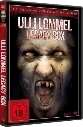 Ulli Lommel Legacy Box (4 DVDs)