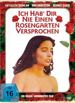 Ich hab' dir nie einen Rosengarten versprochen (1977) (Limited Edition, Mediabook, Blu-ray + DVD)