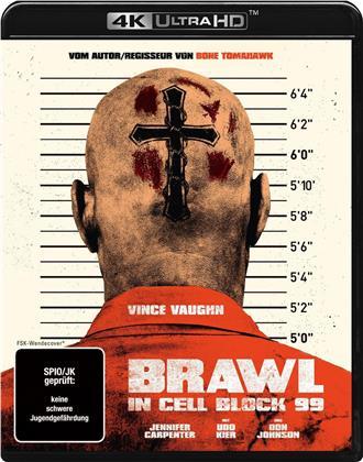 Brawl in Cell Block 99 - Uncut (4K Ultra HD) (2017)