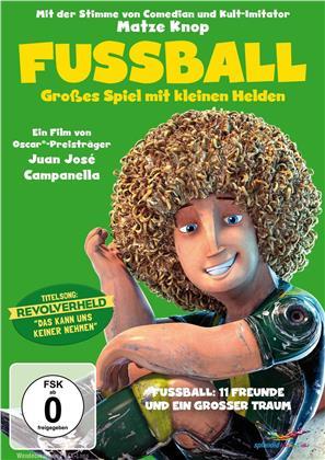 Fussball - Grosses Spiel mit kleinen Helden (2013) (Neuauflage)