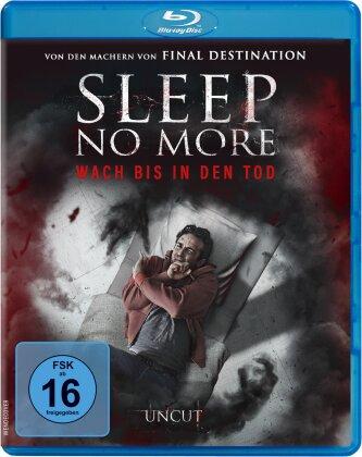 Sleep No More - Wach bis in den Tod (2017)