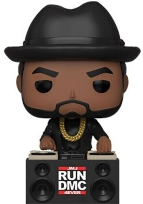 Funko Pop! Rocks: - Run-Dmc- Jam Master Jay