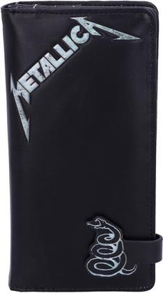 Metallica - Black Album (Embossed Purse)