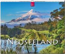 Neuseeland - Land der langen weißen Wolke
