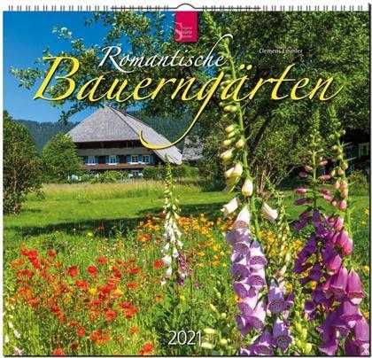 Romantische Bauerngärten 2021