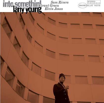 Larry Young - Into Somethin' (2020 Reissue, Blue Note, LP)