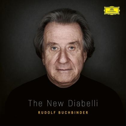 Carl Czerny (1791-1857), Conradin Kreutzer, Franz Liszt (1811-1886) & Rudolf Buchbinder - The New Diabelli (LP)