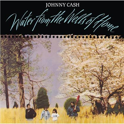 Johnny Cash - Water From The Wells Of Home (2020 Reissue, Mercury Nashville, LP)