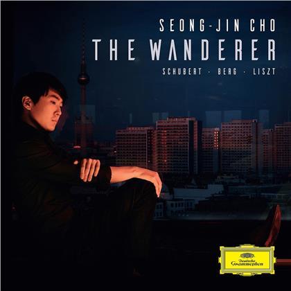 Seong-Jin Cho, Franz Liszt (1811-1886), Alban Berg (1885-1935) & Franz Schubert (1797-1828) - Wanderer (2 LPs)