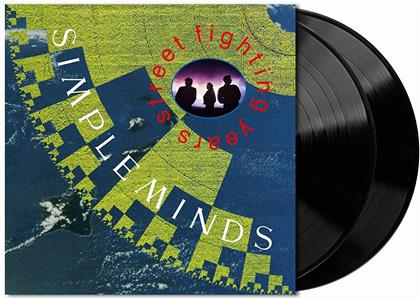 Simple Minds - Street Fighting Years (2020 Reissue, 2 LPs)
