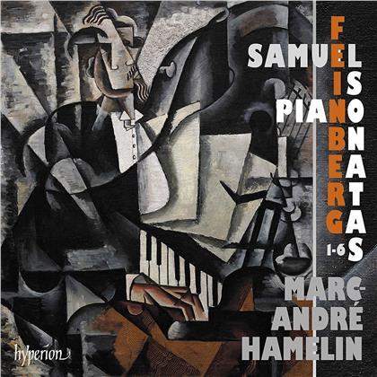 Samuel Feinberg & Marc-André Hamelin - Piano Sonatas Nos. 1, 6